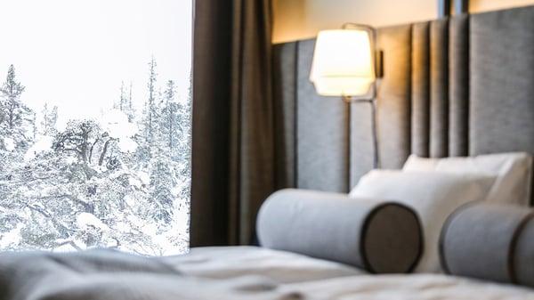 Romantisk weekend, overnatting, sportell, hotell, rjukan, gaustatoppen,